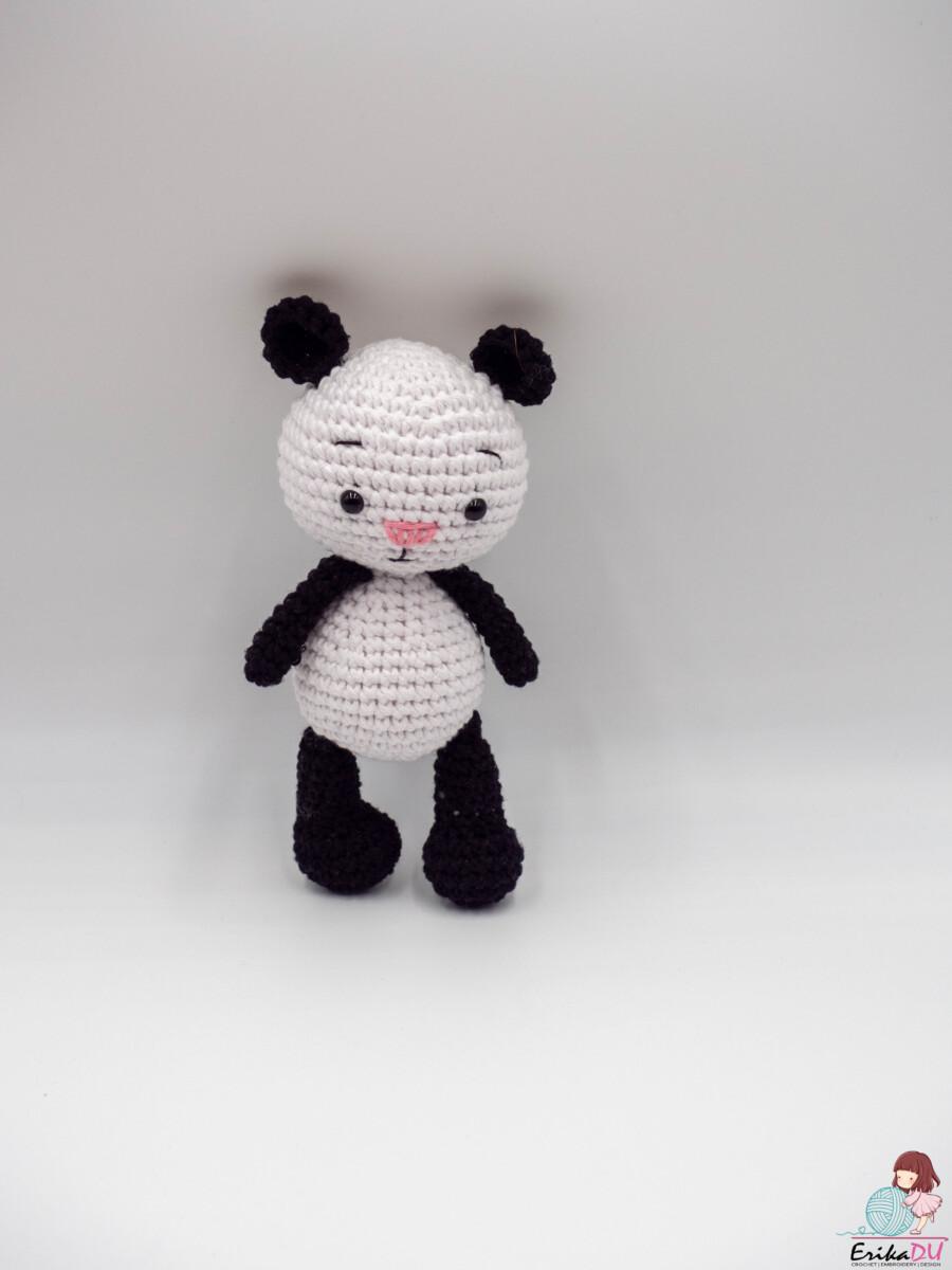 panda crosetat